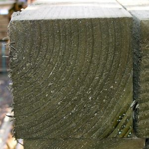 square sawn post