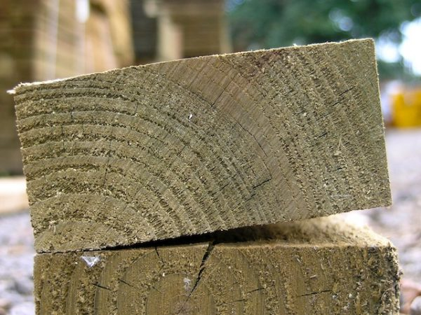 sawn rail