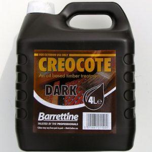Creocote Dark 4L