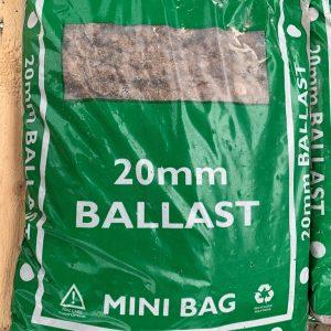 Ballast 25kg bag