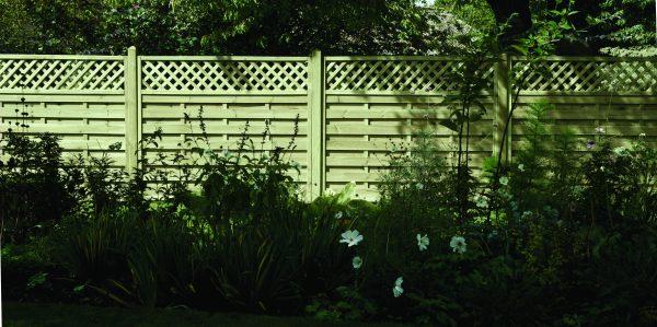 horizontal lattice top 1.5m