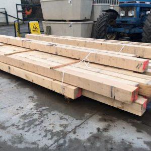 Oak beams1
