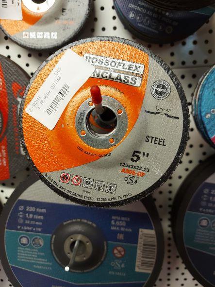5in DC Cutting Disc #