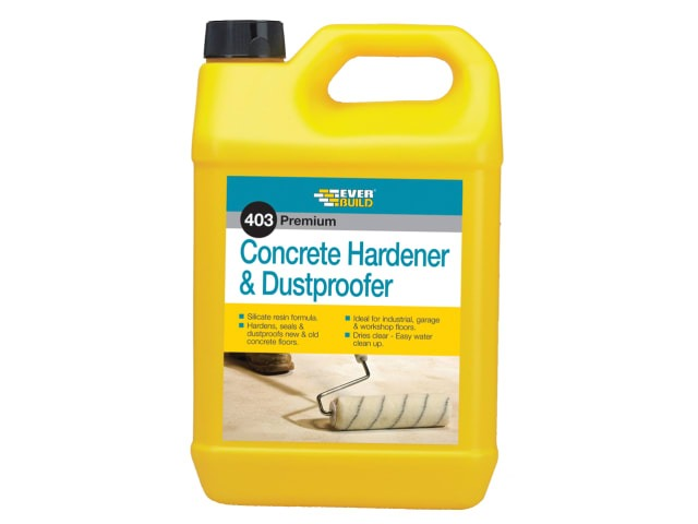Concrete Hardener 5L